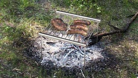 Garthen 56855 Mini BBQ kapesní gril