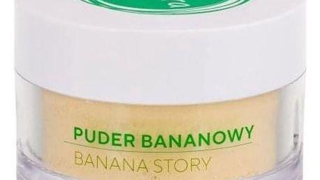 Ecocera Banana 15 g fixační pudr pro ženy