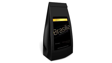 Nero Caffé Brazílie Santos, 250 g (407718)