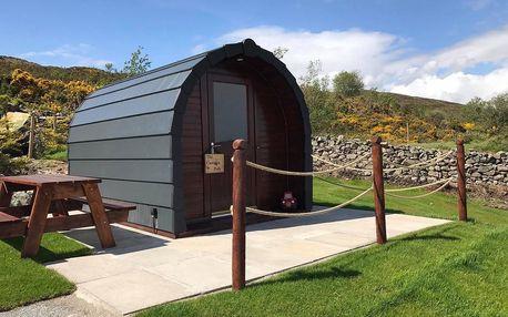 Severní Irsko: Gorse Hill Glamping