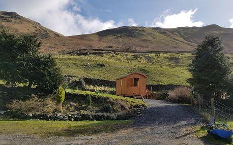 Severozápadní Anglie: Stybeck Farm Shephards Hut