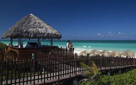 Kuba - Cayo Santa Maria na 9 dní, all inclusive s dopravou letecky z Prahy
