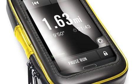 """Držák na mobil Celly FLEXBIKE voděodolný pro 6"""" na řídítka (FLEXBIKEXXL)"""
