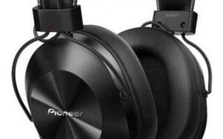 Sluchátka přes hlavu Pioneer SE-MS5T-K, černá