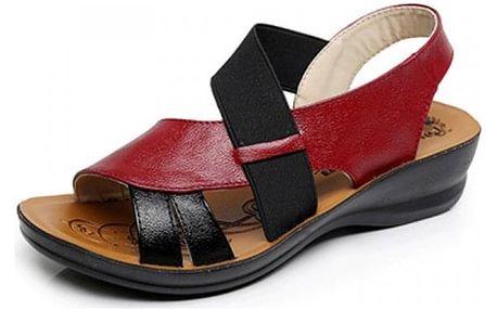 Dámské ležérní sandály - 2 barvy
