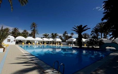 Tunisko, Zarzis, letecky na 8 dní all inclusive