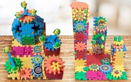 Dětská interaktivní stavebnice Toy Set Box