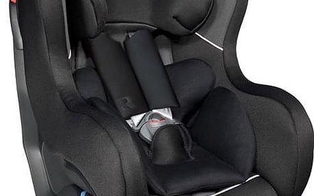 RENOLUX New Austin autosedačka (0-18kg) 2018, Total Black
