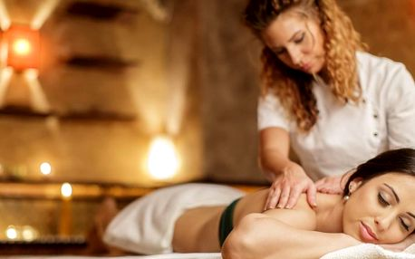60minutová masáž Zen-Touch shiatsu
