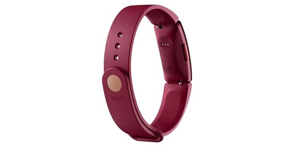 Fitness náramek Fitbit Inspire - Sangria (FB412BYBY)2