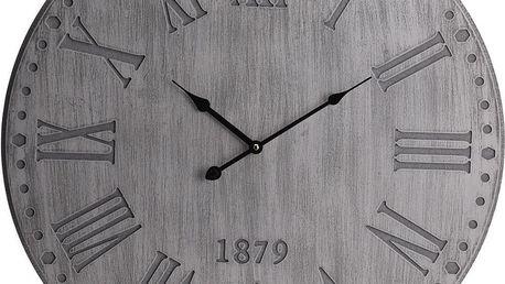 Home Styling Collection Nástěnné hodiny, kulaté Ø 60 cm