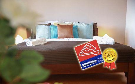 Jižní Slovensko: Penzion Nevada