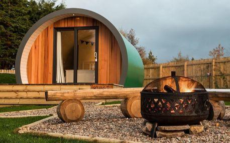 Skotsko: Inverness Glamping