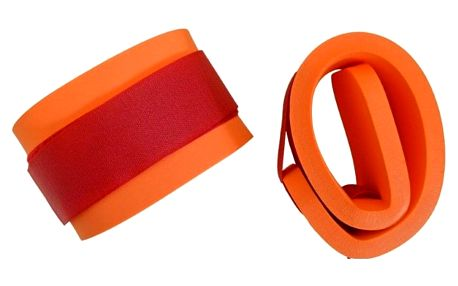 Marimex | Nadlehčovací rukávky na suchý zip - oranžová | 116302033