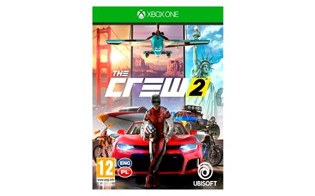 Hra Ubisoft Xbox One The Crew 2