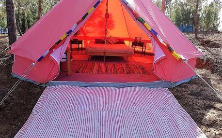 Portugalsko - Algarve: Coral Musa Tent