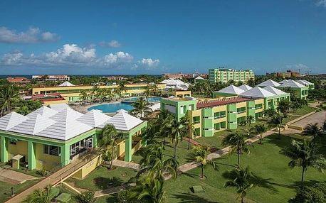 Kuba, Varadero, letecky na 15 dní all inclusive