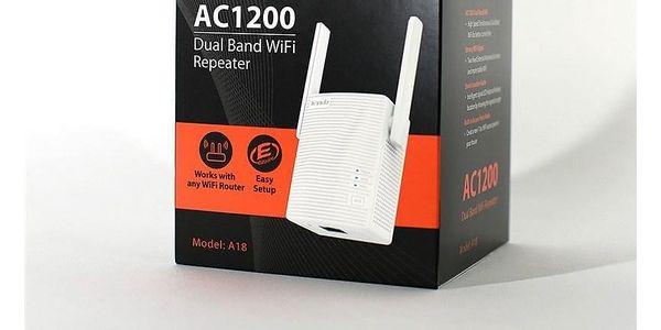 WiFi extender Tenda A18 bílý5