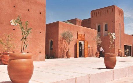 Maroko - Marrákeš na 7 dní, all inclusive s dopravou letecky z Prahy