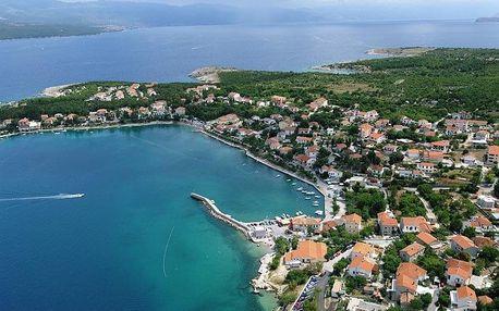 Chorvatsko - Krk na 8-11 dnů