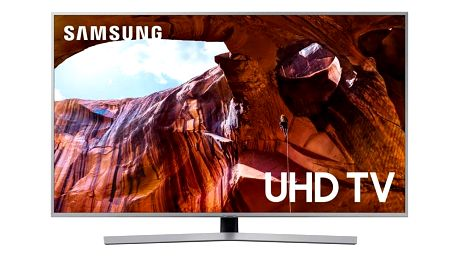 Televize Samsung UE50RU7472 stříbrná