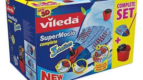 Vileda SuperMocio Completo 3 Action BOX (137413)