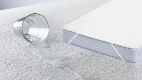 Nepropustné froté chrániče na matraci