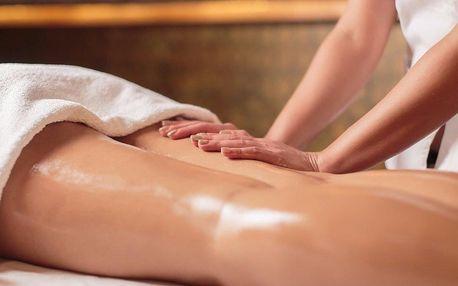 Hodinová ruční lymfatická detoxikační masáž