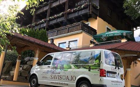 Rakousko: Penzion Savisalo ***