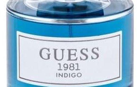 GUESS Guess 1981 Indigo For Men 100 ml toaletní voda pro muže