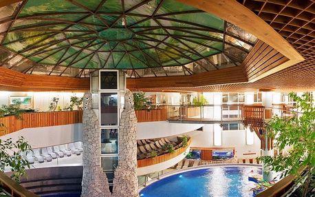 Zalakaros, atraktivní hotel Mendan **** s neomezeným vstupem do termálního wellness, Zalakároš, Maďarsko