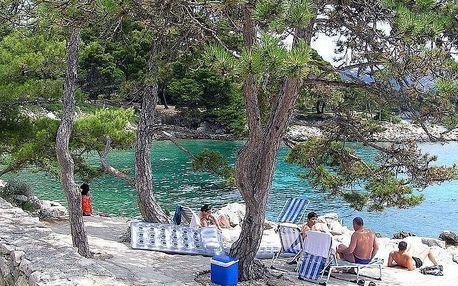 Chorvatsko - Rab na 6-11 dnů
