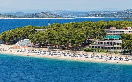 Chorvatsko - Primošten na 8-10 dnů, polopenze