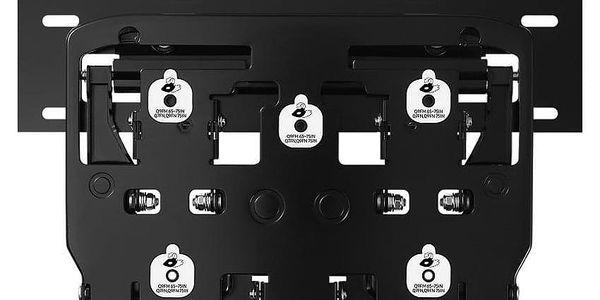 Držák TV Samsung WMN-M22EA/XC pro QLED TV s úhlopříčkou 75'', nosnost 50 kg černý (WMN-M22EA/XC)2