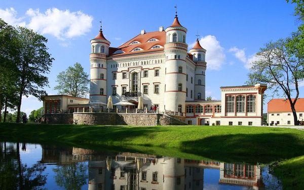 Letní pohádková dovolená v Polsku s polopenzí a neomezeným wellness