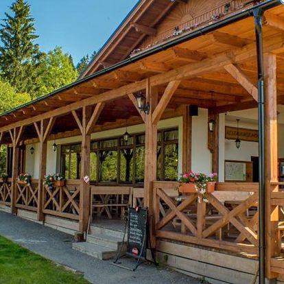 Romantika v Beskydech pro dva v horském hotelu Martiňák