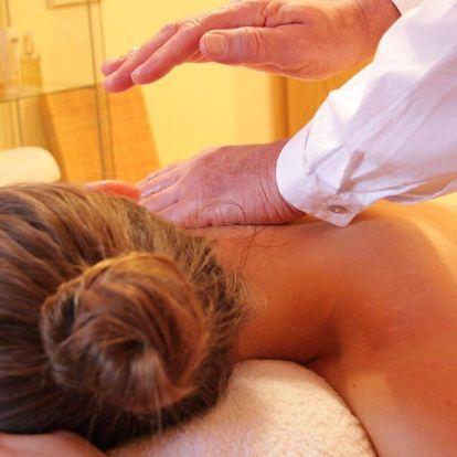 Aromaterapeutická masáž v Praze