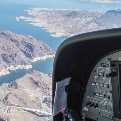 Vyhlídkový let letadlem Cirrus SR20