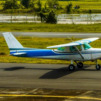 Vyhlídkový let letadlem Cessna 207