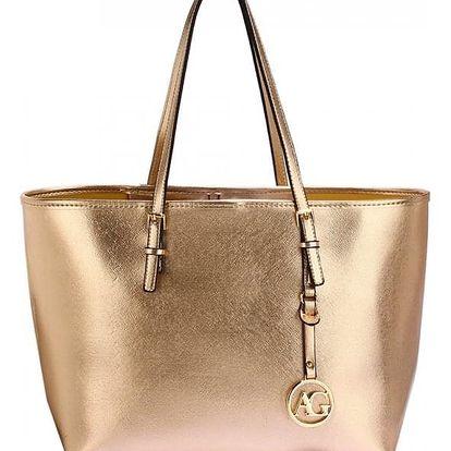 Dámská kabelka Tracy 297 zlatá