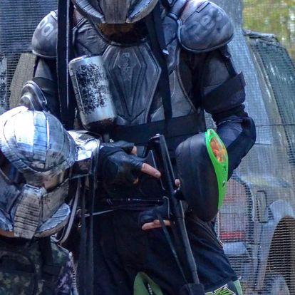 Paintball - Predator HUNT, lov začíná