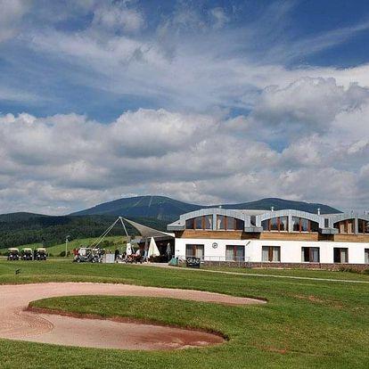 Wellness pobyt v Hotelu Grund Resort Golf & Ski pro dva