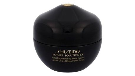 Shiseido Future Solution LX Total Regenerating Body Cream 200 ml zpevňující tělový krém pro ženy