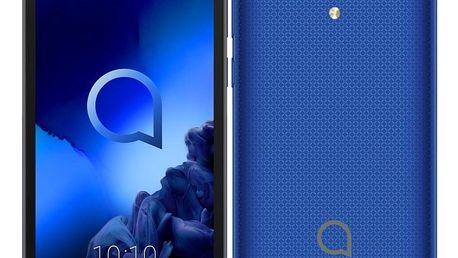 Mobilní telefon ALCATEL 1C 2019 Dual SIM modrý (5003D-2BALE11)