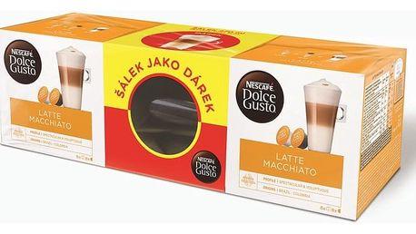 Kapsle pro espressa NESCAFÉ Dolce Gusto® Latté Macchiatto Box