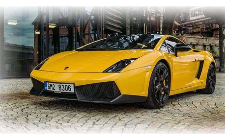 Jízda v Lamborghini Gallardo