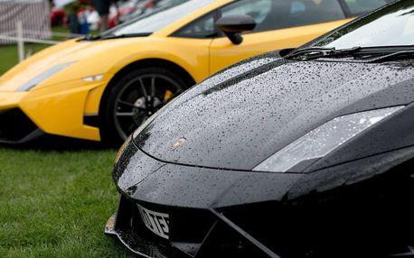 Antistres jízda v Lamborghini Gallardo LP560-4