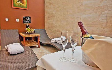 Lázně Piešťany ve 4* hotelu s polopenzí + wellness a fitness