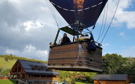 Let balonem pro dva - Akční letenka