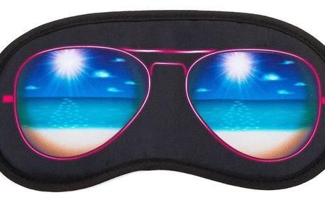 Fashion Icon Maska na spaní sluneční brýle